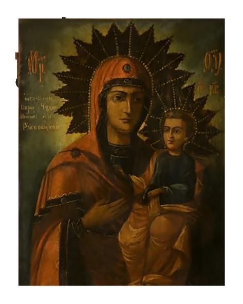 Іржавецька ікона Божої Матері
