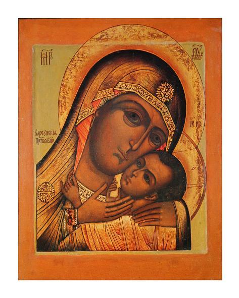 Шпилівська (Корсунська) ікона Божої Матері «Прозренна»