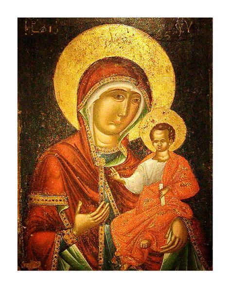 Львівська ікона Богородиці