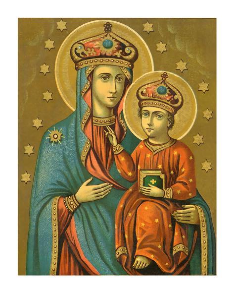 Озерянська ікона Божої Матері
