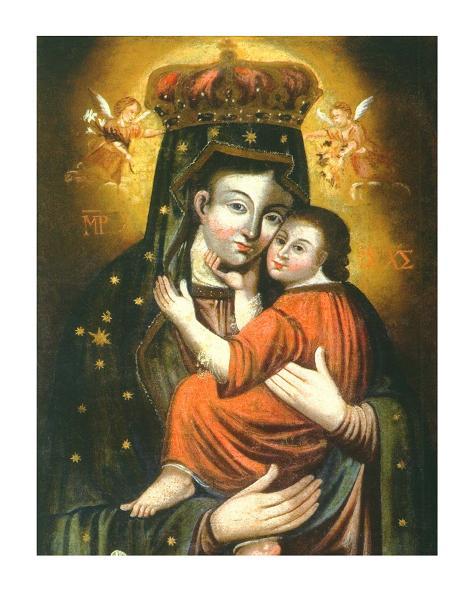 Самбірська ікона Божої Матері