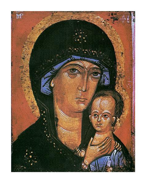 Богородиця Провідниця Волинська